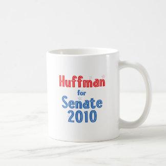 Jim Huffman for Senate 2010 Star Design Mug