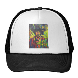 Jim in color trucker hat