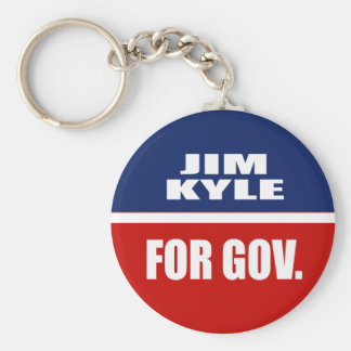 JIM KYLE FOR GOVERNOR KEY CHAINS