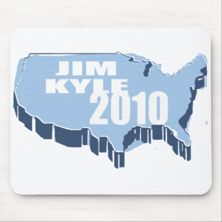 JIM KYLE FOR GOVERNOR MOUSEPAD