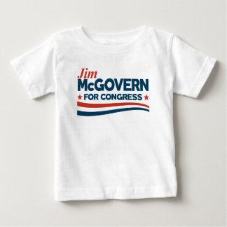 Jim McGovern Baby T-Shirt