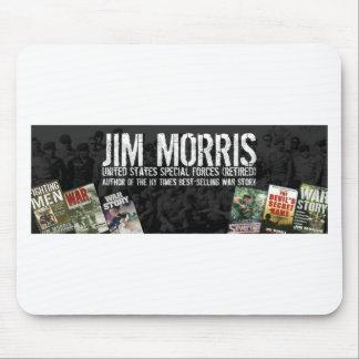 Jim Morris Books Mouse Pad