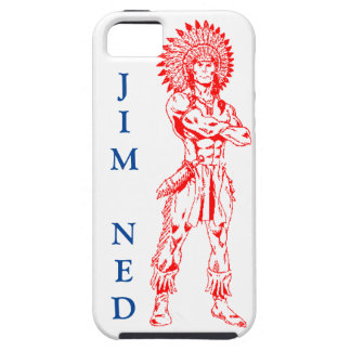 Jim Ned iPhone 5 Case