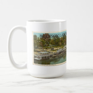 Jim Owen and Branson Landing Coffee Mug