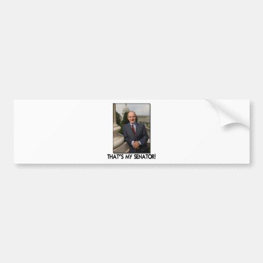 Jim Risch, That's My Senator! Bumper Sticker