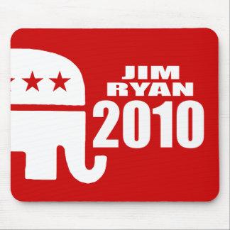 JIM RYAN FOR GOVERNOR MOUSE PADS