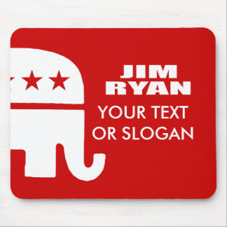 JIM RYAN FOR GOVERNOR MOUSE PADS