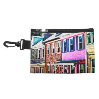 Jim Thorpe Pa - Colorful Street Accessory Bag