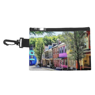 Jim Thorpe PA - Quaint Street Accessory Bag