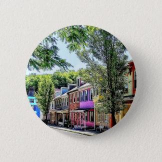 Jim Thorpe PA - Quaint Street Button