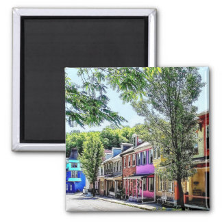 Jim Thorpe PA - Quaint Street Magnet