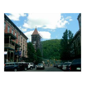 Jim Thorpe, Pennsylvania Postcard