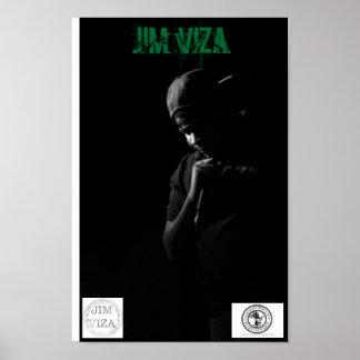 Jim Viza Poster