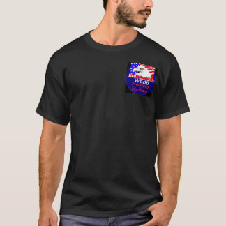 Jim WEBB 2016 T-Shirt