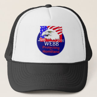 Jim WEBB 2016 Trucker Hat