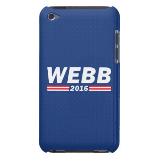 Jim Webb, Webb 2016 iPod Touch Cover