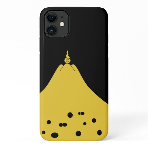 Jimbaori(Battle surcoat) of Toyotomi Hideyoshi iPhone 11 Case