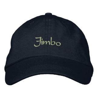 Jimbo Gorra De Béisbol