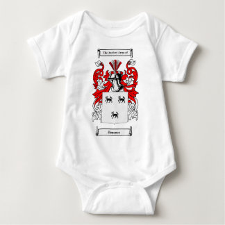 Jimenez Coat of Arms Baby Bodysuit