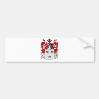 Jimenez Coat of Arms Bumper Sticker