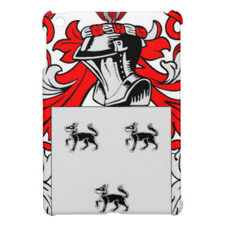 Jimenez Coat of Arms iPad Mini Case