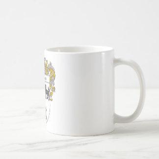 Jimenez Coat of Arms (Mantled) Coffee Mug