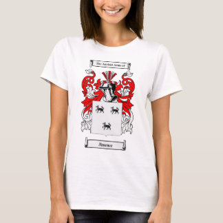 Jimenez Coat of Arms T-Shirt