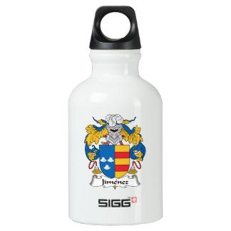 Jimenez Family Crest SIGG Traveler 0.3L Water Bottle