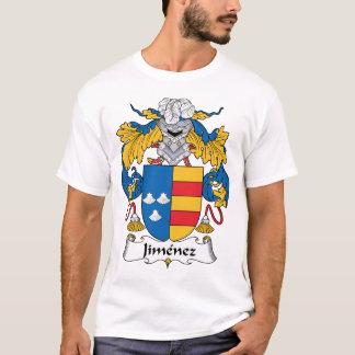 Jimenez Family Crest T-Shirt