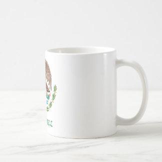Jimenez Mexican National Seal Coffee Mug