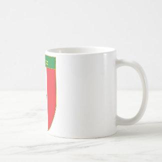 Jimenez Mexico Flag Shield Coffee Mug