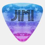Jimi Guitar Pick