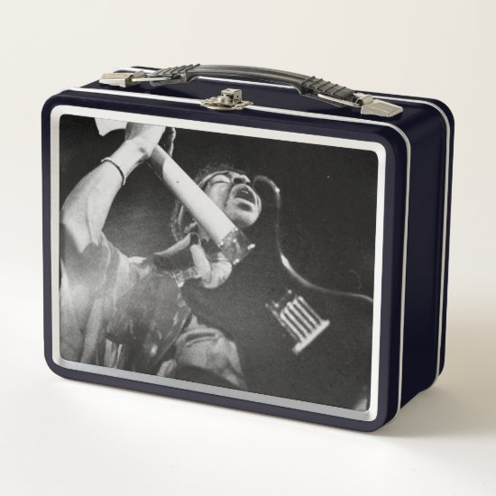 Jimi Hendrix | Isle Of Wight Festival 1970 Metal Lunch Box