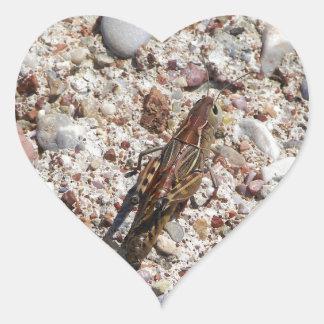 Jiminy Cricket Heart Sticker