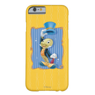 Jiminy Cricket Lifting His Hat Barely There iPhone 6 Case