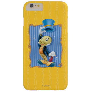 Jiminy Cricket Lifting His Hat Barely There iPhone 6 Plus Case