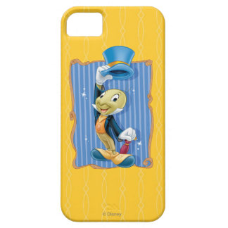 Jiminy Cricket Lifting His Hat iPhone 5 Cover