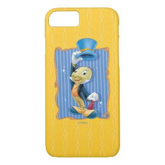 Jiminy Cricket Lifting His Hat iPhone 7 Case