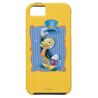 Jiminy Cricket Lifting His Hat iPhone SE/5/5s Case
