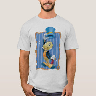 Jiminy Cricket Lifting His Hat T-Shirt