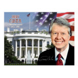 Jimmy Carter -  39th President of the U.S. Postcard
