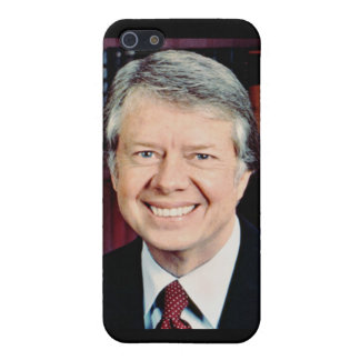 Jimmy Carter 39th US President Cover For iPhone SE/5/5s
