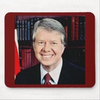 Jimmy Carter 39th US President Mouse Pads