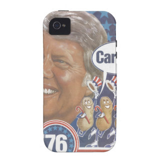 Jimmy Carter '76 Campaign iPhone 4 Case