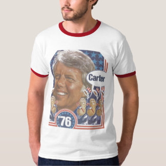 Jimmy Carter '76 Campaign Shirt
