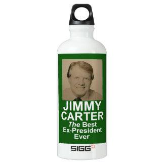 JIMMY CARTER ALUMINUM WATER BOTTLE