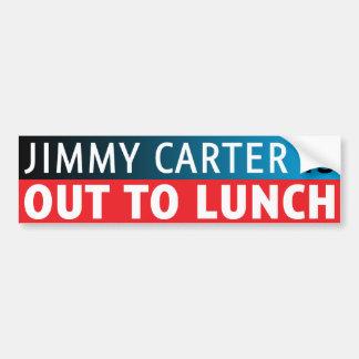 Jimmy Carter Bumper Sticker