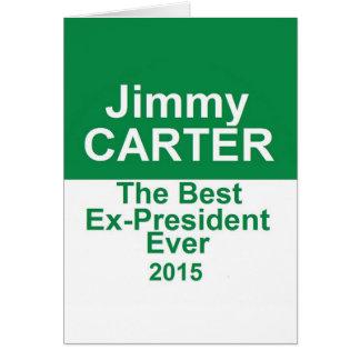 JIMMY CARTER Card