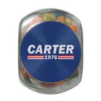 Jimmy Carter, Carter 1976 Jelly Belly Candy Jar