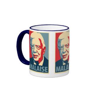 Jimmy Carter - malestar: Taza de OHP